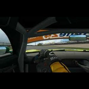 Raceroom Racing - Mercedes AMG GT3 @ Sachsenring - 1:18.054