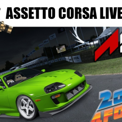 Battling with the #1 ranked driver in Assetto Corsa! | LIVE