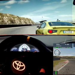 AC - Zanvoort - Toyota GT86 - online race