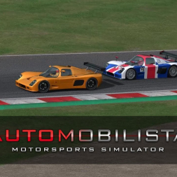 Ultima GTR | Donington | Automobilista