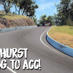 Bathurst coming to Assetto Corsa Competizione! Intercontinental GT Challenge DLC