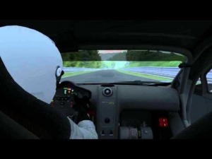 Assetto Corsa McLaren MP4 GT3 Realistic Onboard Cam- Nordschleife