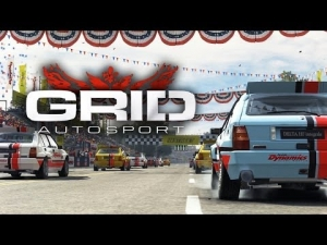 GRiD Autosport [HD+] ★ Lancia Delta Integrale ★ Race @ Washington Hill Circuit