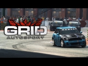 GRiD Autosport [HD+] ★ Mini John Cooper Works GP ★ Race @ San Fransisco Short B