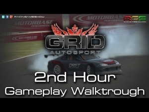 GRID Autosport | 2nd Hour Walktrough | PC Gameplay | Endurance | Drift | Unedited |