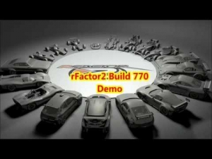 rFactor 2 Build 770 Demo 1080p