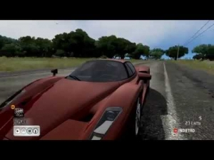[Test Drive Unlimited] - Enzo Ferrari - Time Attack