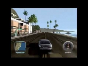[Test Drive Unlimited] - Mercedes SLR McLaren - Delivery Mission
