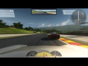 [Ferrari Virtual Racer] - Ferrari 612 Scaglietti - New Ingrid Gray - Mugello