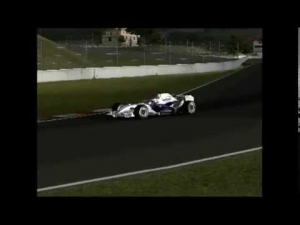 [rFactor] - Just for Fun - Barcelona F1 Test - 1:23.285 - Racing Wheel