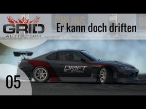 GRID Autosport #05 - Er kann doch driften | Let's Play GRID Autosport [HD]