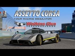 Assetto Corsa [HD+] ★ Pagani Zonda R @ Watkins Glen Short 1.0