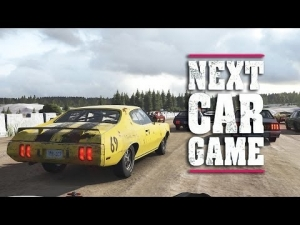 Next Car Game - Early Access [HD+] ★ New Engine, LAN MP, New Sandpit track and  American Muscle car.