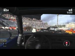 Next Car Game build #5...Figure 8 Race