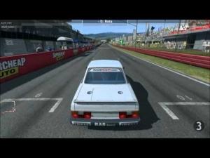 RaceRoom - Volvo 242 TURBO Touring Car - Bathurst
