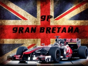 F1 2013 | GP de Gran Bretaña | Jenson Button | McLaren F1