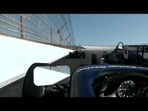 rFactor 2 Skip Barber at Indianapolis Road Course