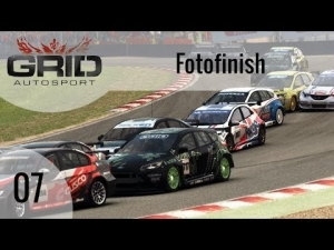 GRID Autosport #07 - Fotofinish | Let's Play GRID Autosport [HD]