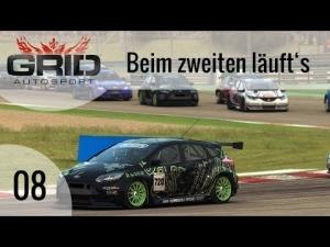 GRID Autosport #08 - Beim zweiten läuft's | Let's Play GRID Autosport [HD]
