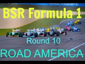 iRacing BSR Formula 1 round 10 from Road America