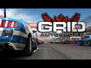GRiD Autosport [HD+] ★ Ford Mustang Boss 302 [Modified] ★ Race @  Autosport Raceway [Infield Layout]