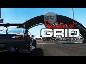 GRiD Autosport [HD+] ★ Nissan 2003 (S15) Silvia Drift Tuned @ Yas Marina Drift Circuit