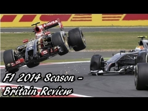 F1 2014 Season - Britain Review