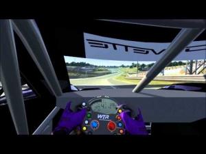 A couple laps around Blackwood in the Corvette Daytona Prototype