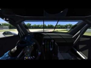 BMW M3 GT2 - Magione 1.09.0 (Assetto Corsa)