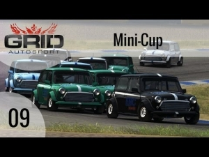 GRID Autosport #09 - Mini-Cup | Let's Play GRID Autosport [HD]