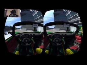 assetto corsa + oculus rift