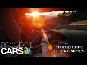 Project Cars - Ultra Graphics Nordschleife @ Audi R8 V10