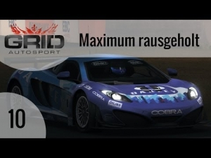 GRID Autosport #10 - Maximum rausgeholt | Let's Play GRID Autosport [HD]