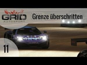 GRID Autosport #11 - Grenze überschritten   Let's Play GRID Autosport [HD]