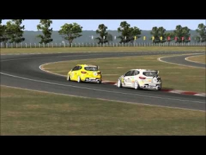 GSC: Renault Clio Cup @ Cordoba