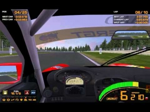 GTR 2: Porsche ADVAN GT3-RS @ BRNO 10 Lap Sprint Race