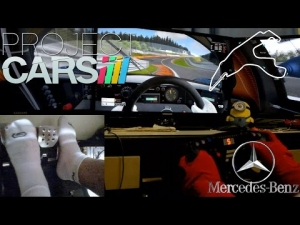Project CARS - Sauber Mercedes C9 - Spa Francorchamps