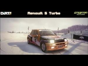 Dirt 3 - Renault 5 Turbo @ Litlikaupanger - Noruega # 1-4