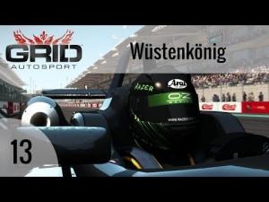 GRID Autosport #13 - Wüstenkönig | Let's Play GRID Autosport [HD]