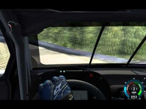 The BMW M3 GT2 on the Nordschleife v1.0