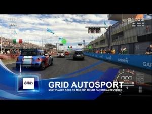 Grid Autosport Multiplayer Mini Cup Mount Panorama Reveresed 1080p Full Detail
