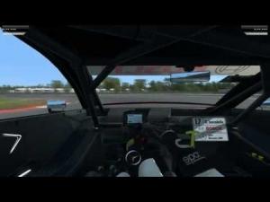 DTM Experience   Mercedes AMG DTM '13   Moscow Raceway