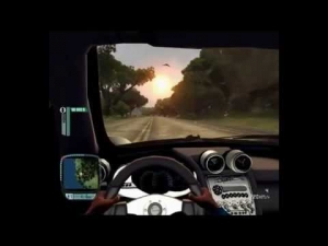 [Test Drive Unlimited] - Pagani Zonda C12S - Delivery Mission - Steering Wheel