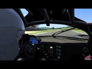 Assetto Corsa: P4/5 Competizione - Mugello practice hotlaps