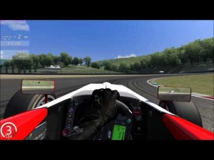 assetto corsa: tatuus f.abarth at mugello 1:44