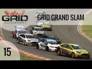 GRID Autosport #15 - GRID GRAND SLAM | Let's Play GRID Autosport [HD]