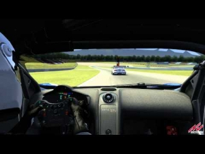 Assetto Corsa: M3 GT2 vs MP4 GT3 - Last lap battle