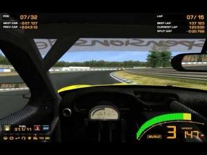 GTR 2: Ferrari 550 Maranello @ Estoril 15 Lap Sprint Race
