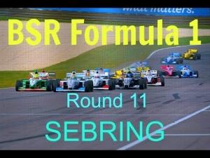 iRacing BSRF1 at Sebring