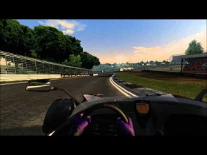 A lap around GP200 in Assetto Corsa